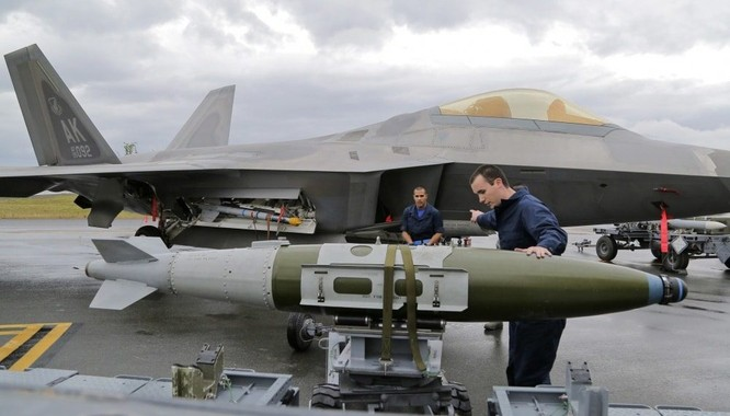 Truyền thông Mỹ cho rằng Nga không đúng khi nhận xét về F-22 Raptor ảnh 2