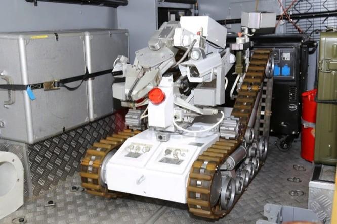 Nga phát triển tổ hợp robot tiên tiến phòng chống Vũ khí hủy diệt lớn ảnh 5