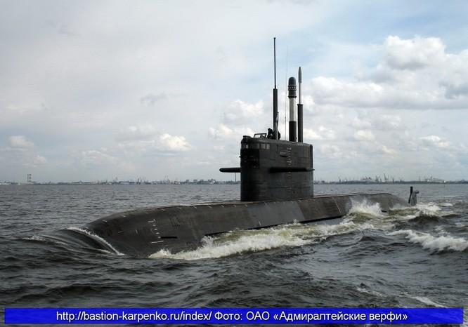 Hải quân Nga đẩy mạnh phát triển tàu ngầm thế hệ 5, sử dụng trạm nguồn yếm khí AIP ảnh 1