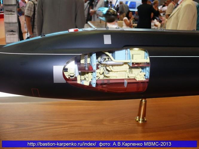 Hải quân Nga đẩy mạnh phát triển tàu ngầm thế hệ 5, sử dụng trạm nguồn yếm khí AIP ảnh 4