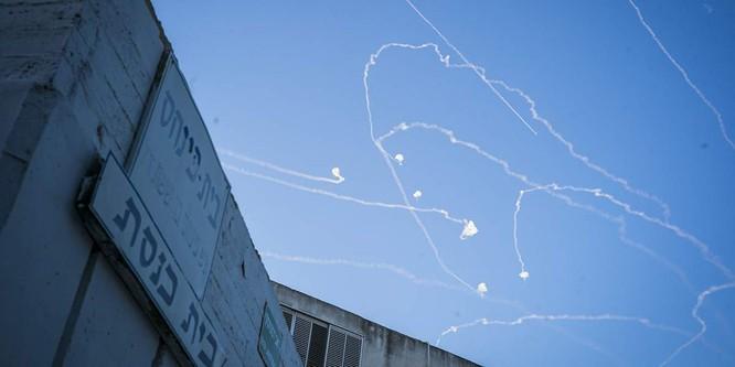 """Hệ thống """"Vòm Sắt"""" khó có thể đối phó với tên lửa tự chế Palestine, nếu chiến tranh tương lai xảy ra ảnh 4"""