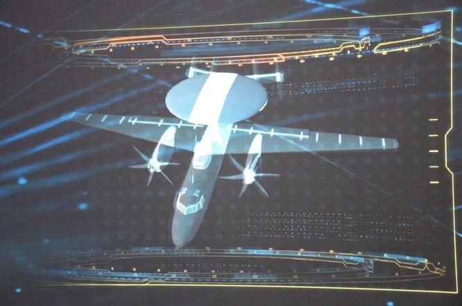 Trung Quốc công bố radar tiên tiến cho AWACS tương lai và tiêm kích ảnh 2