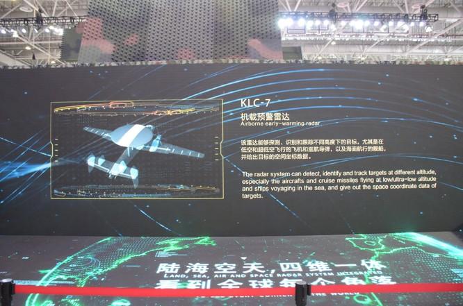 Trung Quốc công bố radar tiên tiến cho AWACS tương lai và tiêm kích ảnh 3