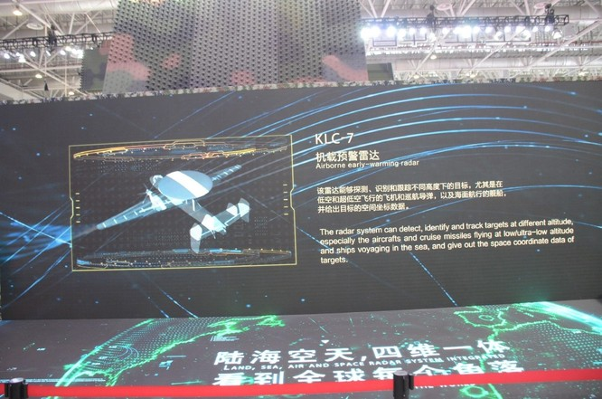 Trung Quốc công bố radar tiên tiến cho AWACS tương lai và tiêm kích ảnh 4