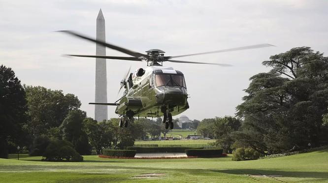 Tổng thống tỷ phú Donald Trump quyết định thay thế máy bay trực thăng Marine One ảnh 1