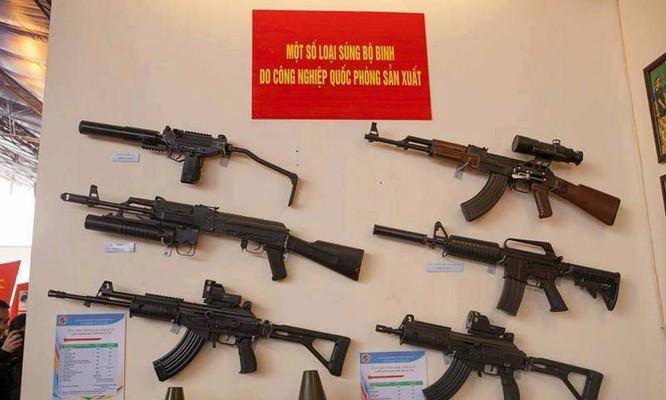 Đã rõ vì sao Việt Nam sử dụng đạn 7,62x39 làm đạn tiêu chuẩn ảnh 1