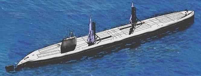 Mỹ có thể phát triển tàu ngầm sân bay trước những đe dọa mới của tên lửa chống tàu Trung Quốc ảnh 1