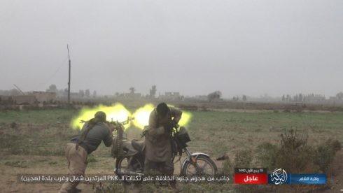 Dân quân người Kurd tuyên bố chiến thắng ảo, nhưng tổn thất nặng nề ở Deir Ezzor ảnh 7