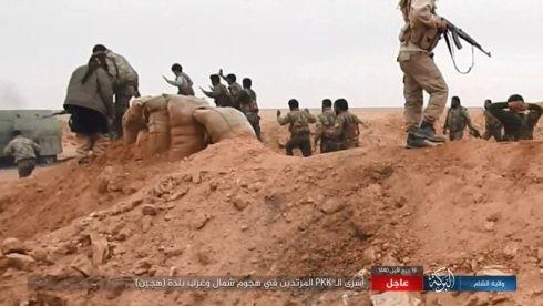 Dân quân người Kurd tuyên bố chiến thắng ảo, nhưng tổn thất nặng nề ở Deir Ezzor ảnh 9