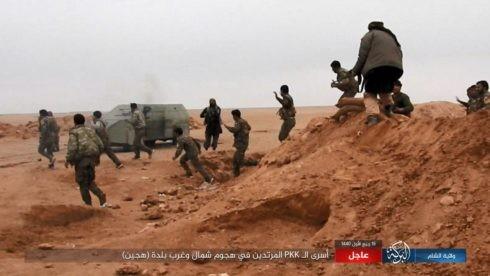 Dân quân người Kurd tuyên bố chiến thắng ảo, nhưng tổn thất nặng nề ở Deir Ezzor ảnh 10
