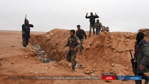 Dân quân người Kurd tuyên bố chiến thắng ảo, nhưng tổn thất nặng nề ở Deir Ezzor ảnh 11
