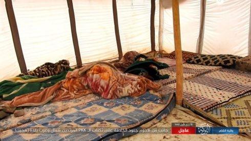 Dân quân người Kurd tuyên bố chiến thắng ảo, nhưng tổn thất nặng nề ở Deir Ezzor ảnh 12
