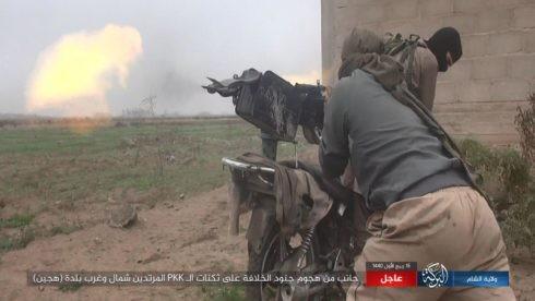 Dân quân người Kurd tuyên bố chiến thắng ảo, nhưng tổn thất nặng nề ở Deir Ezzor ảnh 16