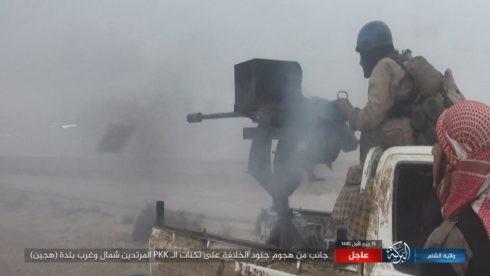 Dân quân người Kurd tuyên bố chiến thắng ảo, nhưng tổn thất nặng nề ở Deir Ezzor ảnh 17