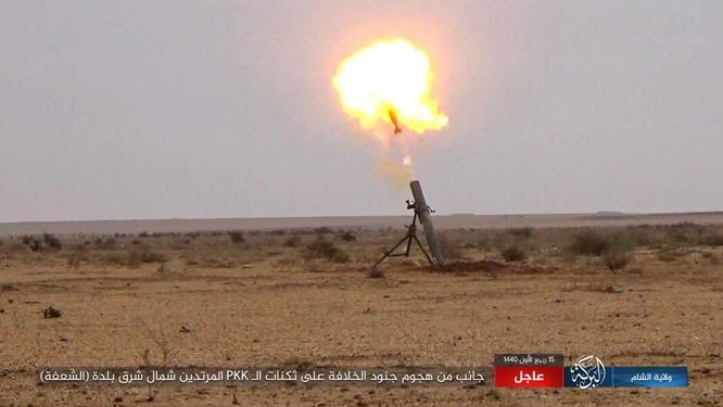 Dân quân người Kurd tuyên bố chiến thắng ảo, nhưng tổn thất nặng nề ở Deir Ezzor ảnh 20