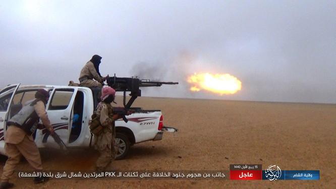 Dân quân người Kurd tuyên bố chiến thắng ảo, nhưng tổn thất nặng nề ở Deir Ezzor ảnh 21