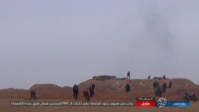 Dân quân người Kurd tuyên bố chiến thắng ảo, nhưng tổn thất nặng nề ở Deir Ezzor ảnh 23