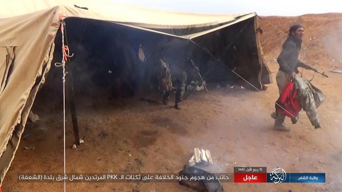 Dân quân người Kurd tuyên bố chiến thắng ảo, nhưng tổn thất nặng nề ở Deir Ezzor ảnh 25