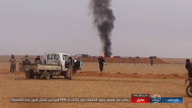 Dân quân người Kurd tuyên bố chiến thắng ảo, nhưng tổn thất nặng nề ở Deir Ezzor ảnh 26