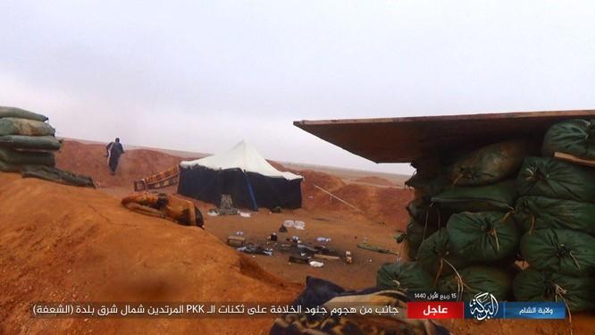 Dân quân người Kurd tuyên bố chiến thắng ảo, nhưng tổn thất nặng nề ở Deir Ezzor ảnh 27