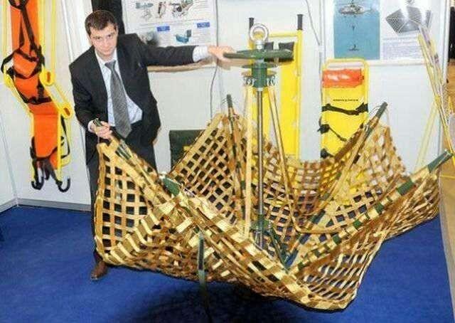 Nga thử nghiệm khí tài vận chuyển lính bay tương tự Mỹ ở Kremlin ảnh 2