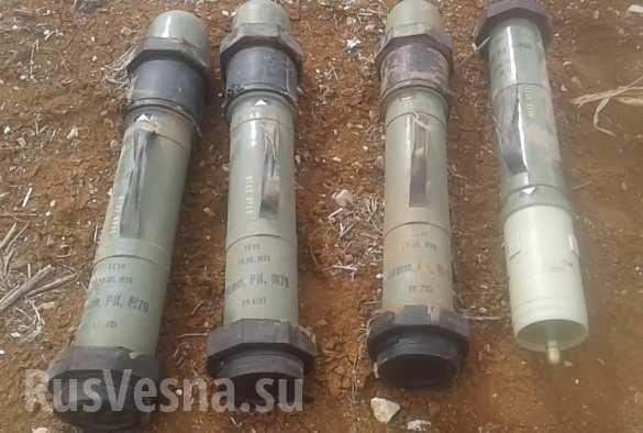 Quân đội Syria thu giữ vũ khí có nguồn gốc phương Tây của IS ở Al-Safa ảnh 3