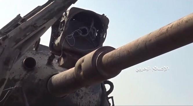 """Houthi sử dụng tổ hợp tên lửa chống tăng """"Metis"""" hủy diệt xe tăng Mỹ М60 ở Yemen ảnh 2"""