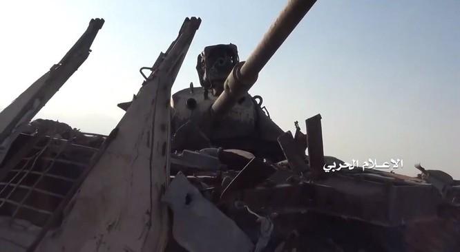 """Houthi sử dụng tổ hợp tên lửa chống tăng """"Metis"""" hủy diệt xe tăng Mỹ М60 ở Yemen ảnh 3"""