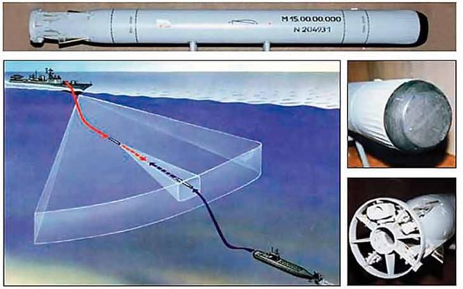 Truyền thông phương Tây ca ngợi tổ hợp ngư lôi đa nhiệm mới của Nga độc nhất vô nhị ảnh 1
