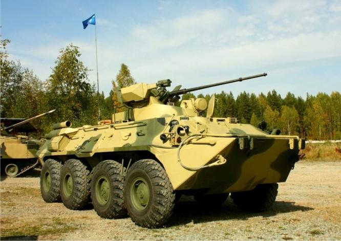Chuyện ít biết về thiết giáp Hải quân đánh bộ Nga BTR – 80A, một mẫu xe mà Việt Nam có thể nâng cấp từ BTR – 60PB ảnh 2