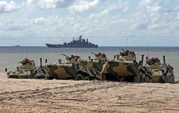 Chuyện ít biết về thiết giáp Hải quân đánh bộ Nga BTR – 80A, một mẫu xe mà Việt Nam có thể nâng cấp từ BTR – 60PB ảnh 4