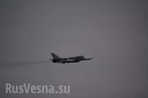 Su-24 mang tên lửa phá hỏng hoàn toàn cuộc diễn tập của hải quân NATO ảnh 1