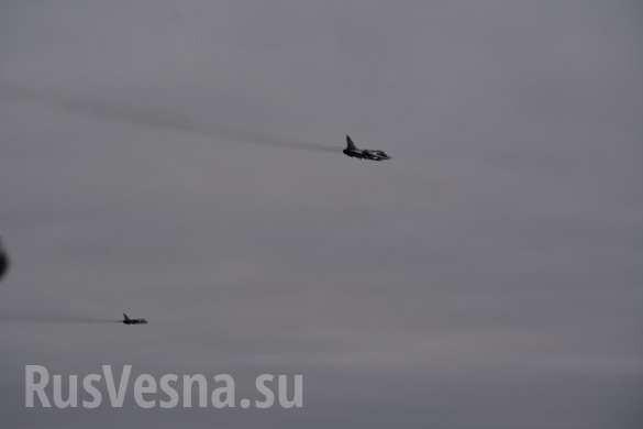 Su-24 mang tên lửa phá hỏng hoàn toàn cuộc diễn tập của hải quân NATO ảnh 2