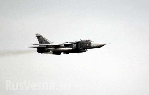Su-24 mang tên lửa phá hỏng hoàn toàn cuộc diễn tập của hải quân NATO ảnh 3