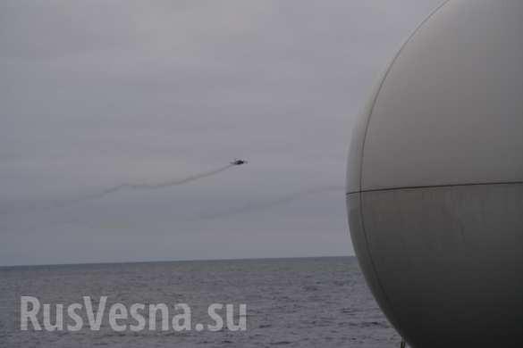 Su-24 mang tên lửa phá hỏng hoàn toàn cuộc diễn tập của hải quân NATO ảnh 4