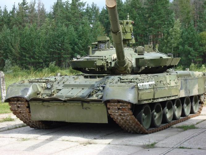 """Cỗ máy chiến tranh T-80 (Object 219M) và kì tích """"qua mặt"""" Abrams và Leopards ảnh 2"""