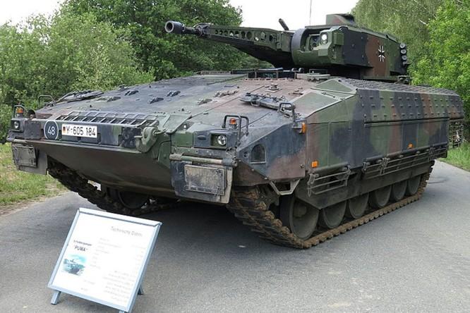 """BMP-3 và T-15 với """"Pumas"""", """"Bradley"""", so sánh những xe thiết giáp đỉnh cao quân sự ảnh 1"""