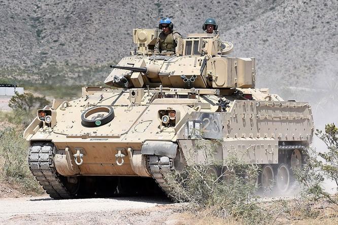 """BMP-3 và T-15 với """"Pumas"""", """"Bradley"""", so sánh những xe thiết giáp đỉnh cao quân sự ảnh 3"""