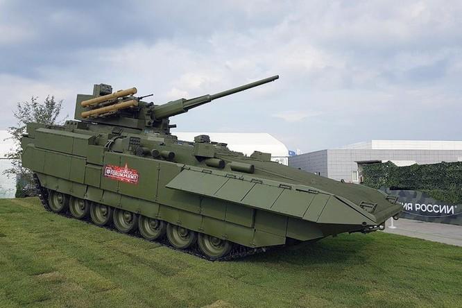 """BMP-3 và T-15 với """"Pumas"""", """"Bradley"""", so sánh những xe thiết giáp đỉnh cao quân sự ảnh 4"""