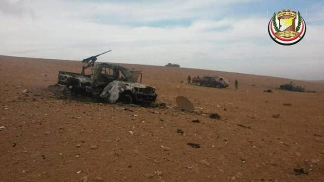Đặc nhiệm Nga bất ngờ ra tay ở Homs, 23 tay súng IS bị diệt ảnh 2