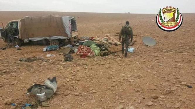 Đặc nhiệm Nga bất ngờ ra tay ở Homs, 23 tay súng IS bị diệt ảnh 3