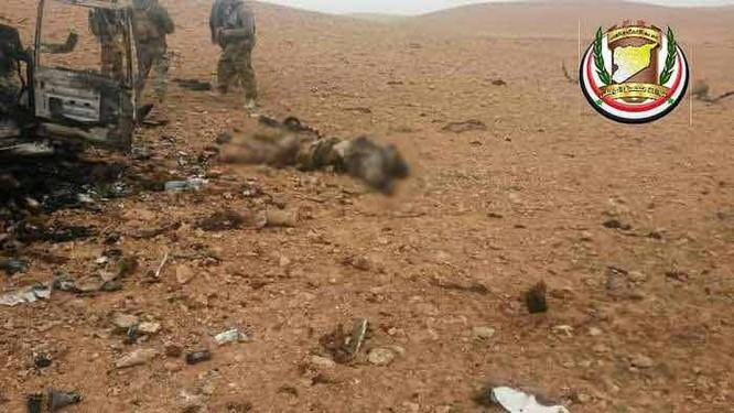 Đặc nhiệm Nga bất ngờ ra tay ở Homs, 23 tay súng IS bị diệt ảnh 4