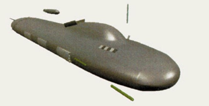 Mỹ phát hiện thiết kế tàu ngầm tương lai khi tìm kiếm một cấu trúc tiên tiến đối phó Nga - Trung ảnh 2