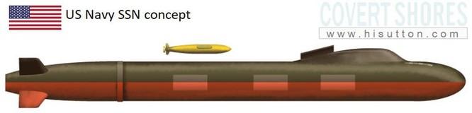 Mỹ phát hiện thiết kế tàu ngầm tương lai khi tìm kiếm một cấu trúc tiên tiến đối phó Nga - Trung ảnh 4