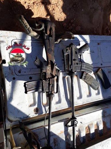 """Quân đội Syria bẻ gãy cuộc tấn công mới của """"quân nổi dậy"""" từ căn cứ do Mỹ kiểm soát ảnh 2"""