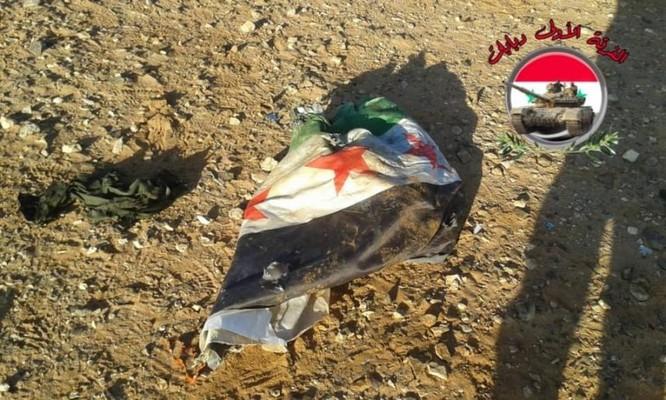 """Quân đội Syria bẻ gãy cuộc tấn công mới của """"quân nổi dậy"""" từ căn cứ do Mỹ kiểm soát ảnh 3"""