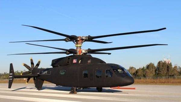 Trực thăng tương lai của Sikorsky và Boeing sẽ bay nhanh gấp đôi trực thăng thông thường ảnh 1