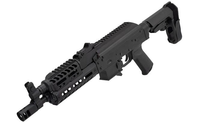 Mỹ sản xuất súng ngắn - tiểu liên của lực lượng đặc nhiệm Nga ảnh 2