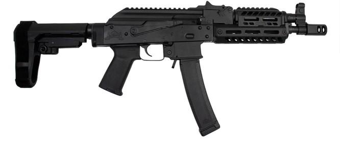 Mỹ sản xuất súng ngắn - tiểu liên của lực lượng đặc nhiệm Nga ảnh 3