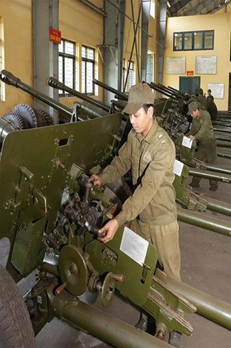 """Hải quân đánh bộ Việt Nam đưa vào biên chế """"Pháo Stalin 3"""" ảnh 4"""